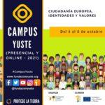 Yuste Foundation Organises a Multidisciplinary Course to Analyse European Identity and Values