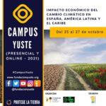 La Fundación Yuste organiza un encuentro de investigadores para analizar los efectos económicos del cambio climático