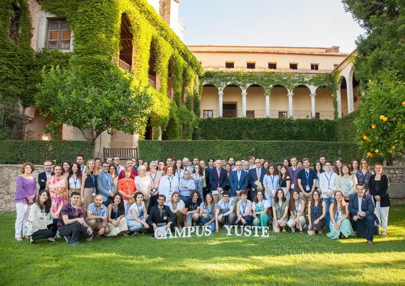 La Fundación Yuste oferta 800 becas para los cursos internacionales de verano-otoño de Campus Yuste 2021