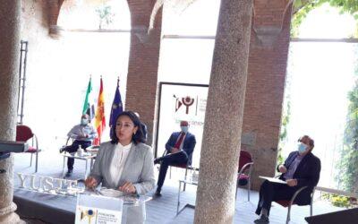 La Fundación Yuste organiza un congreso internacional para crear un espacio cultural eurolatinoamericano y caribeño