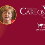 Angela Merkel, XIV Premio Europeo Carlos V