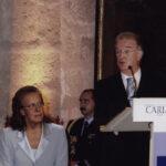 Yuste Foundation Mourns the Death of Jorge Sampaio, Carlos V European Award